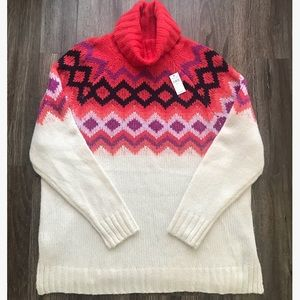 ✨NWT✨ Oversized Turtleneck Sweater from Aerie